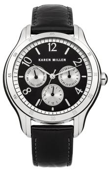 Наручные женские часы Karen Millen Km129b (Коллекция Karen Millen Aw-2013)