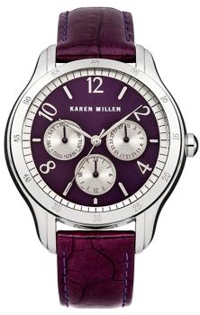 Наручные женские часы Karen Millen Km129v (Коллекция Karen Millen Aw-2013)