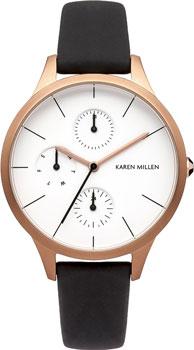 Наручные женские часы Karen Millen Km144brg (Коллекция Karen Millen Autum6)