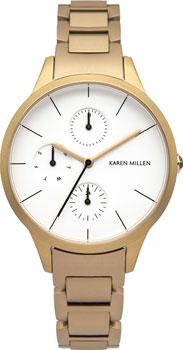 Наручные женские часы Karen Millen Km144gm (Коллекция Karen Millen Autum6)