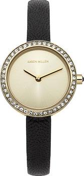 Наручные женские часы Karen Millen Km146bg (Коллекция Karen Millen Aw-4)