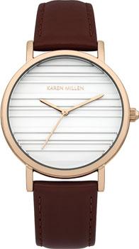 Наручные женские часы Karen Millen Km154vrg (Коллекция Karen Millen Autum6)