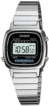 Наручные женские часы Casio La670wea-1e