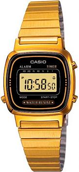 Наручные женские часы Casio La670wega-1e