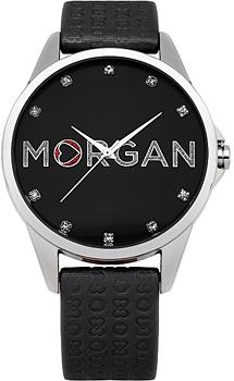 Наручные женские часы Morgan M1107bbr (Коллекция Morgan M_Crystal)