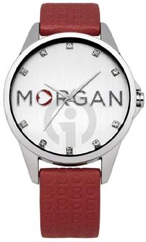 Наручные женские часы Morgan M1107r (Коллекция Morgan M_Crystal)