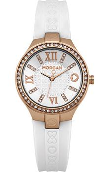 Наручные женские часы Morgan M1138wgbr (Коллекция Morgan Ss-2012)