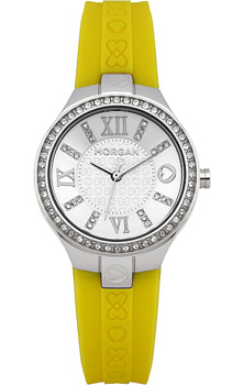 Наручные женские часы Morgan M1138ybr (Коллекция Morgan Ss-2012)