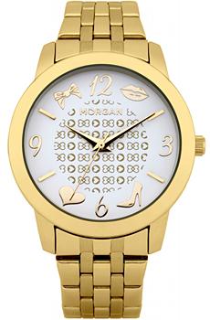 Наручные женские часы Morgan M1140gm (Коллекция Morgan Tomboy)