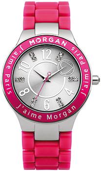 Наручные женские часы Morgan M1146p (Коллекция Morgan M_Crystal)