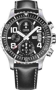 Наручные мужские часы Cover M5.St1111lbk_T