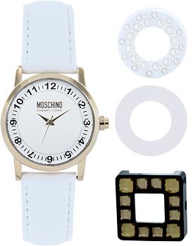 Наручные женские часы Moschino Mw0362 (Коллекция Moschino Ladies)