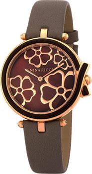 Наручные женские часы Nina Ricci N.Nr081033 (Коллекция Nina Ricci N081)
