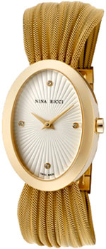Наручные женские часы Nina Ricci N035.43.27.4 (Коллекция Nina Ricci N035)