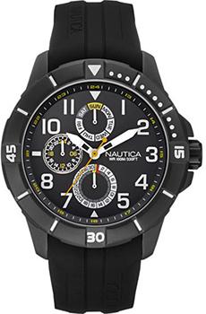 Наручные мужские часы Nautica Nai13504g (Коллекция Nautica Multifunction)