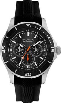 Наручные мужские часы Nautica Nai13523g (Коллекция Nautica Multifunction)