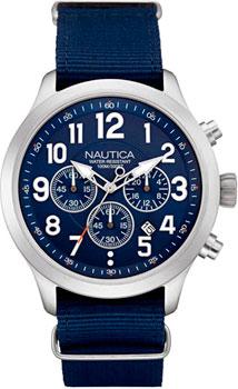 Наручные мужские часы Nautica Nai14515g (Коллекция Nautica Chrono)