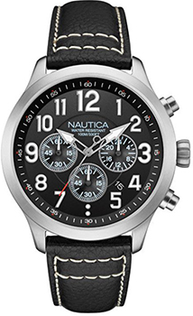 Наручные мужские часы Nautica Nai14516g (Коллекция Nautica Chrono)