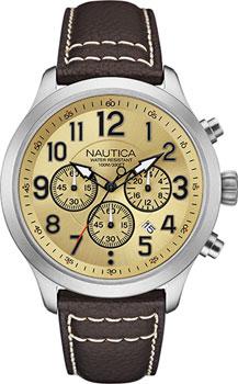 Наручные мужские часы Nautica Nai14518g (Коллекция Nautica Chrono)
