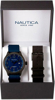 Наручные мужские часы Nautica Nai14519g (Коллекция Nautica Analog)