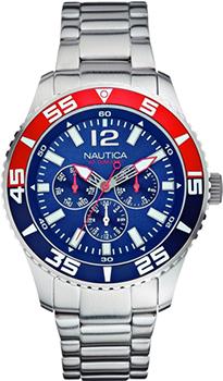 Наручные мужские часы Nautica Nai16500g (Коллекция Nautica Multifunction)