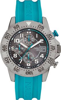 Наручные мужские часы Nautica Nai16511g (Коллекция Nautica Chrono)