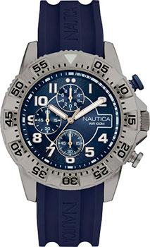 Наручные мужские часы Nautica Nai16512g (Коллекция Nautica Chrono)