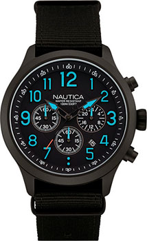 Наручные мужские часы Nautica Nai16514g (Коллекция Nautica Chrono)