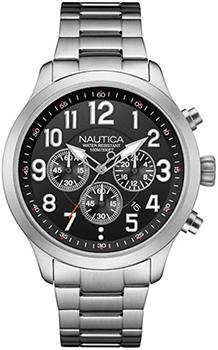 Наручные мужские часы Nautica Nai16515g (Коллекция Nautica Chrono)