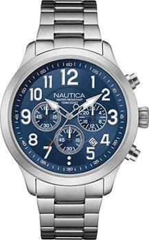 Наручные мужские часы Nautica Nai16516g (Коллекция Nautica Chrono)