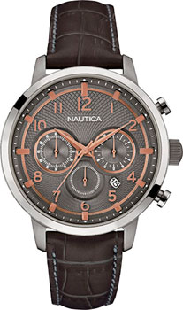 Наручные мужские часы Nautica Nai16524g (Коллекция Nautica Chrono)