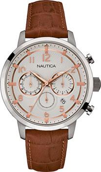 Наручные мужские часы Nautica Nai16525g (Коллекция Nautica Chrono)