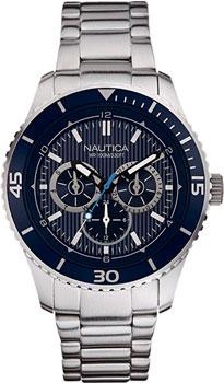 Наручные мужские часы Nautica Nai16528g (Коллекция Nautica Multifunction)