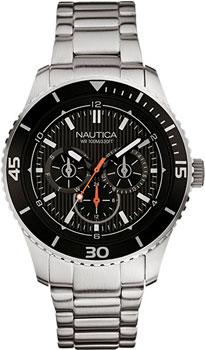 Наручные мужские часы Nautica Nai16529g (Коллекция Nautica Multifunction)
