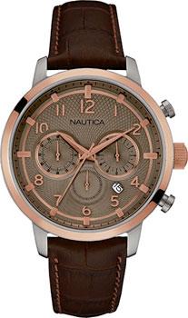 Наручные мужские часы Nautica Nai17517g (Коллекция Nautica Chrono)