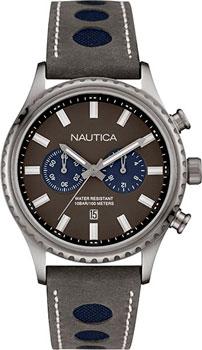 Наручные мужские часы Nautica Nai18511g (Коллекция Nautica Chrono)