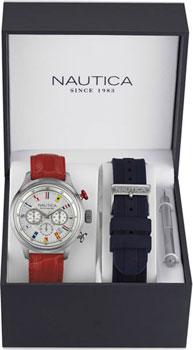 Наручные мужские часы Nautica Nai18515g (Коллекция Nautica Chrono)