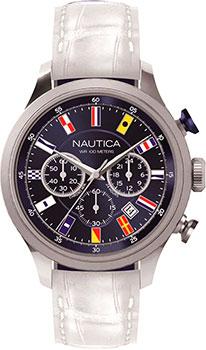 Наручные мужские часы Nautica Nai18516g (Коллекция Nautica Chrono)