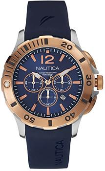 Наручные мужские часы Nautica Nai19506g (Коллекция Nautica Chrono)