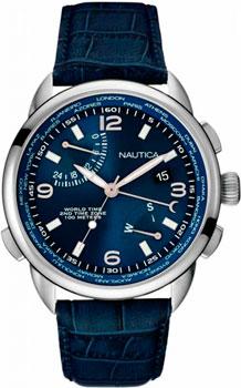 Наручные мужские часы Nautica Nai19507g (Коллекция Nautica Multifunction)