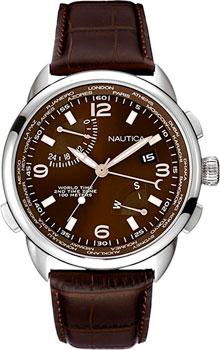 Наручные мужские часы Nautica Nai19509g (Коллекция Nautica Multifunction)