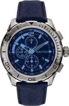 Наручные мужские часы Nautica Nai19518g (Коллекция Nautica Chrono)