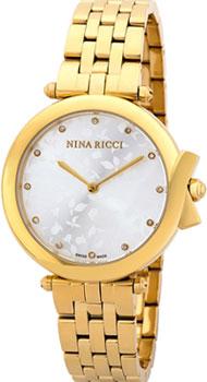 Наручные женские часы Nina Ricci Nr081026 (Коллекция Nina Ricci N081)