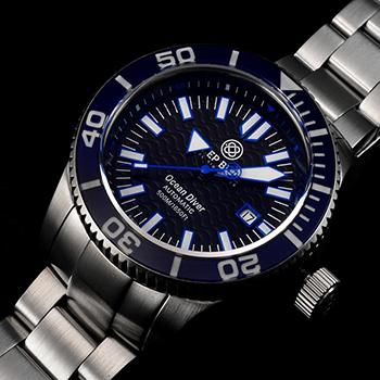Наручные мужские часы Deep Blue Odblu