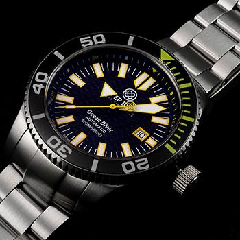 Наручные мужские часы Deep Blue Odyel