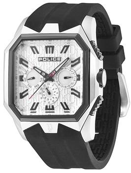 Наручные мужские часы Police Pl.12893jssb_04 (Коллекция Police Sport)
