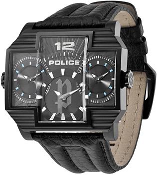 Наручные мужские часы Police Pl.13088jsb_02 (Коллекция Police Fashion)