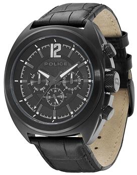 Наручные мужские часы Police Pl.13403jsb_02 (Коллекция Police Classic)