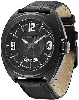 Наручные мужские часы Police Pl.13404jsb_02 (Коллекция Police Classic)
