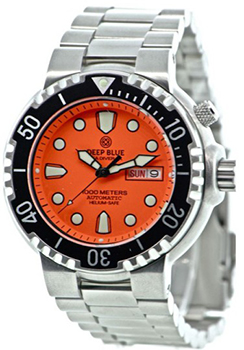 Наручные мужские часы Deep Blue Psd1korg